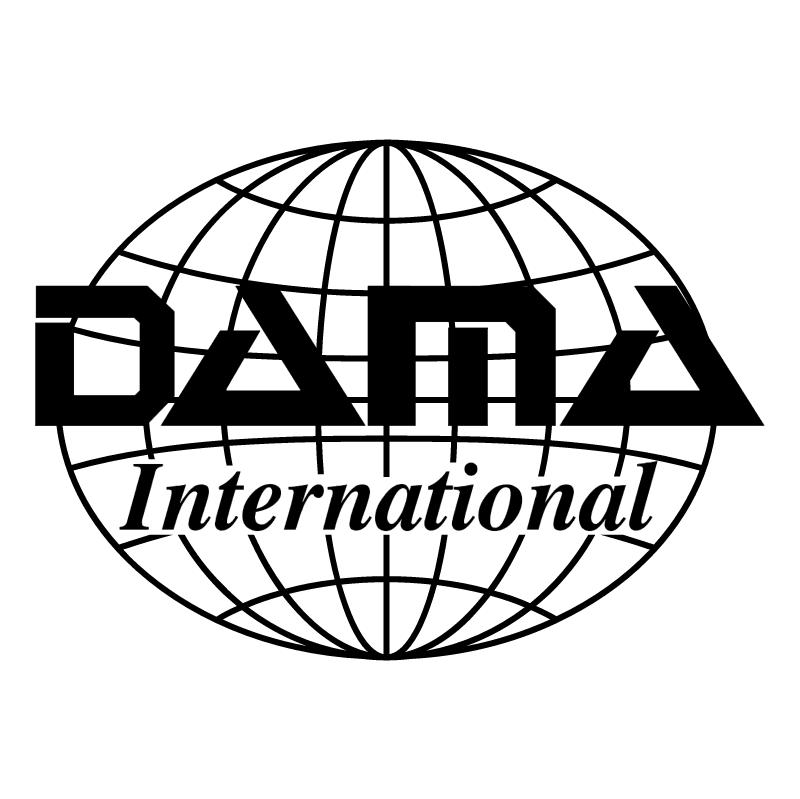 DAMA vector logo