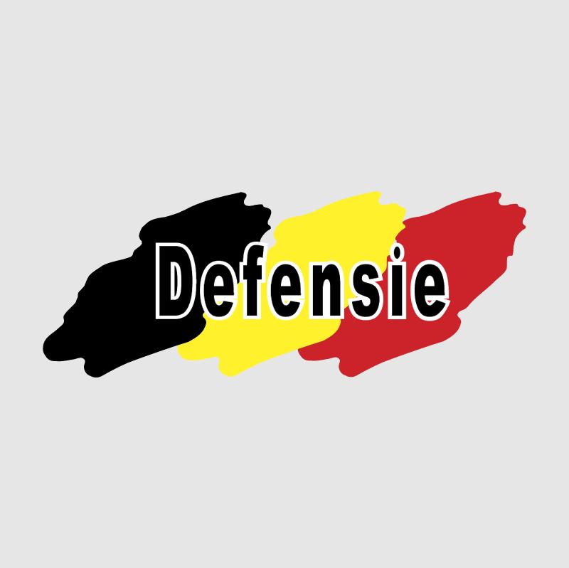 Defensie vector