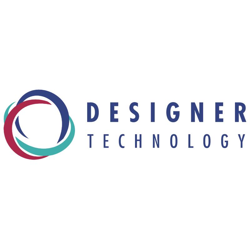 Designer Technology vector logo