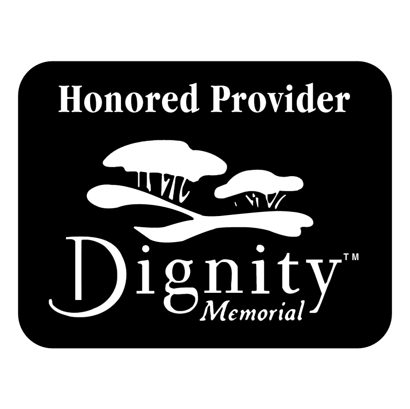 Dignity Memorial vector logo