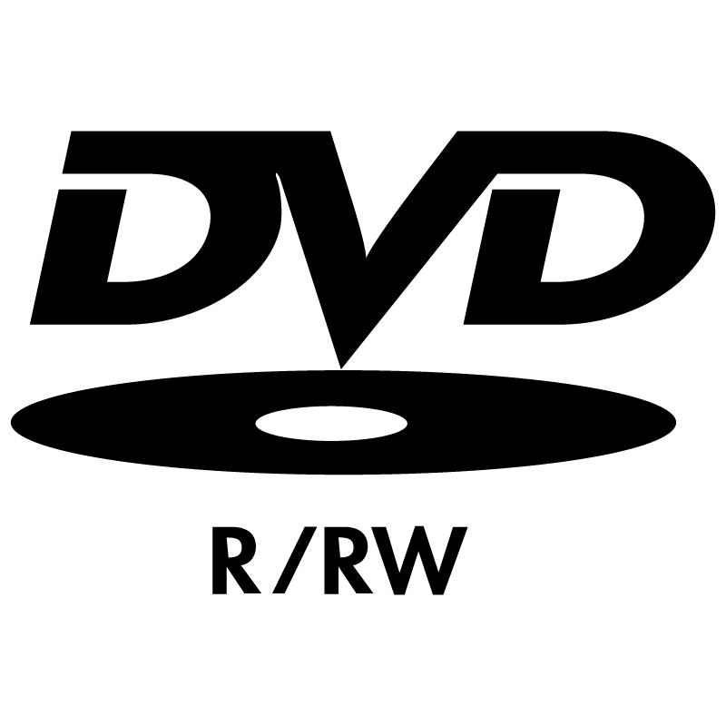 DVD R RW vector