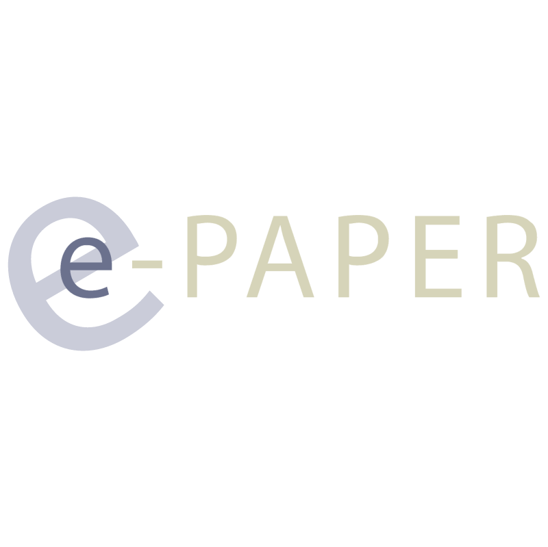 e paper vector