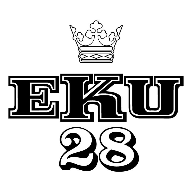 EKU 28 vector