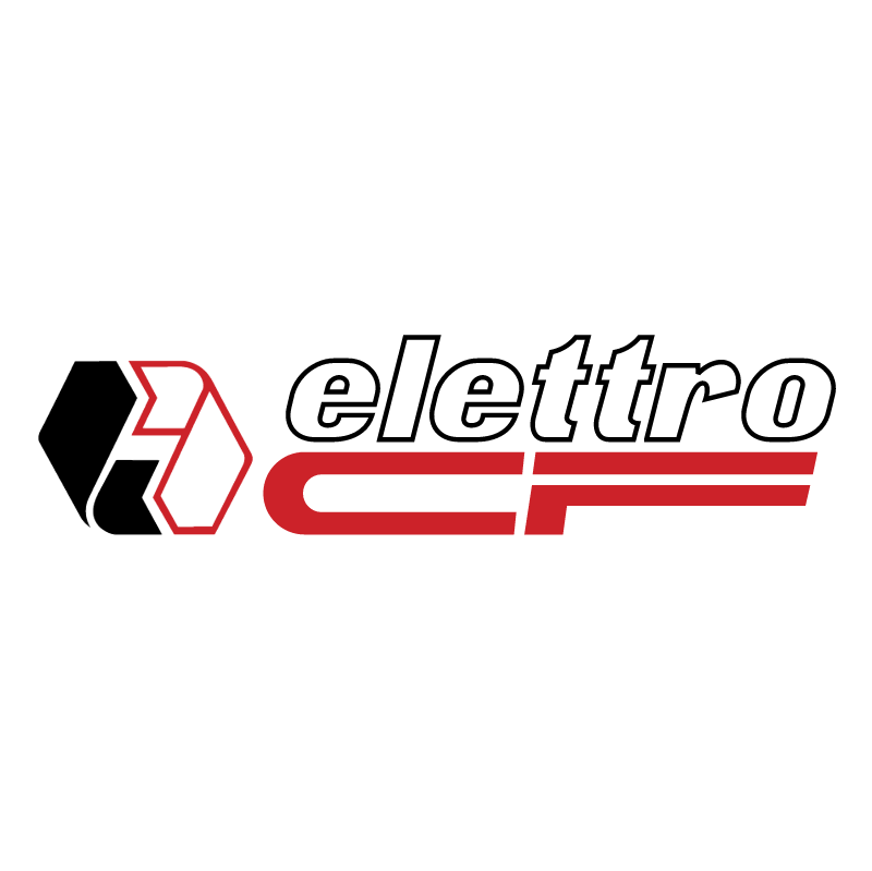 Elettro CF vector logo