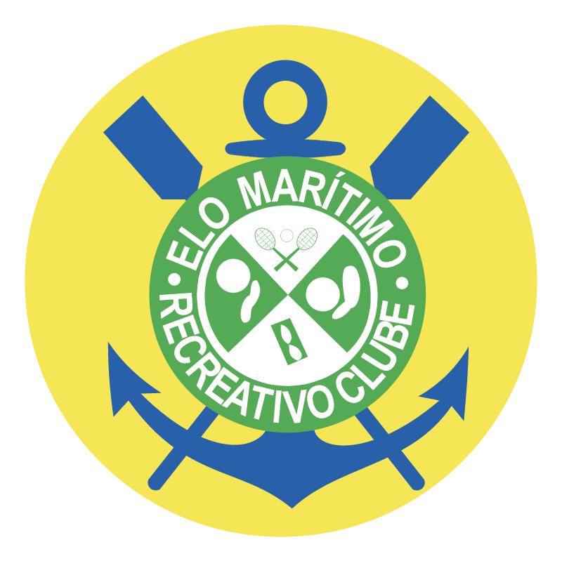 Elo Maritimo Recreativo Clube de Belem PA vector