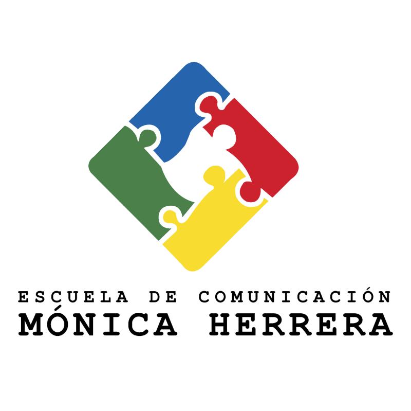Escuela de Comunicacion Monica Herrera vector