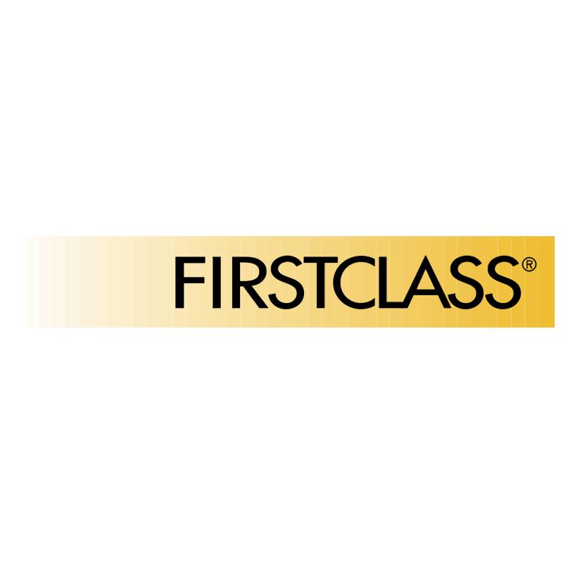 FirstClass vector logo