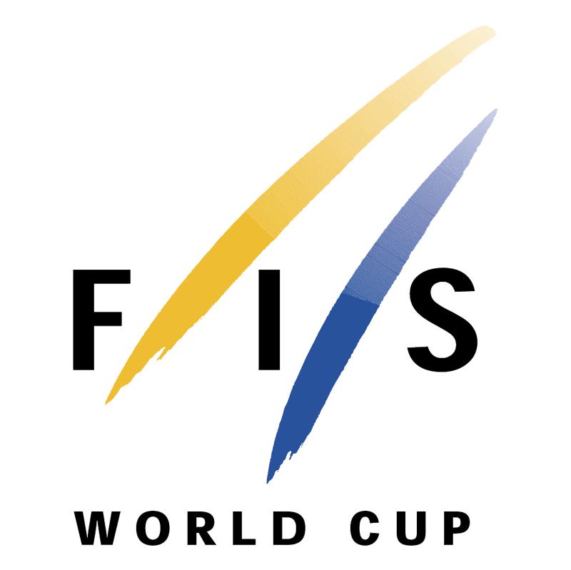 FIS World Cup vector logo