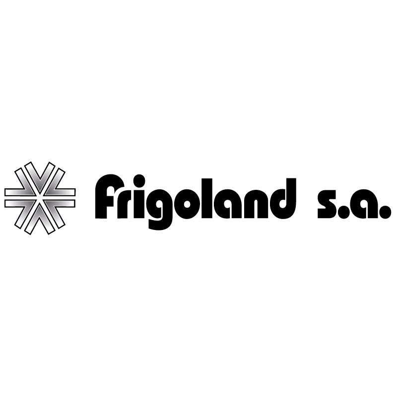 Frigoland vector