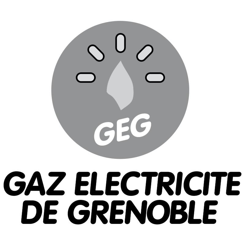 GEG Gaz Electricite de Grenoble vector