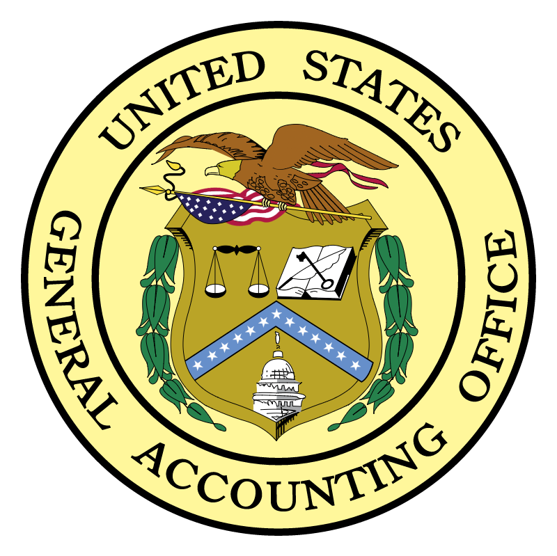 General Accounting Office vector logo