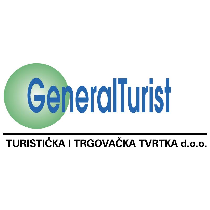 General Turist vector