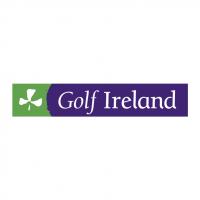 Golf Ireland vector