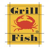 Grill Fish vector