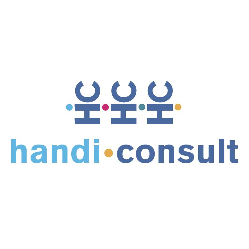 Handi Consult vector logo
