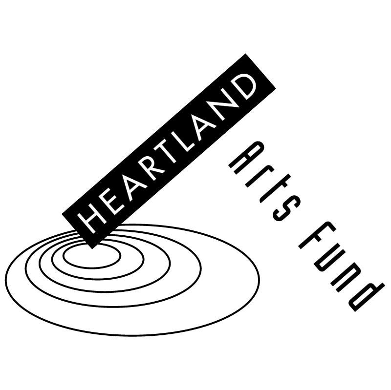 Heartland Arts Fund vector logo