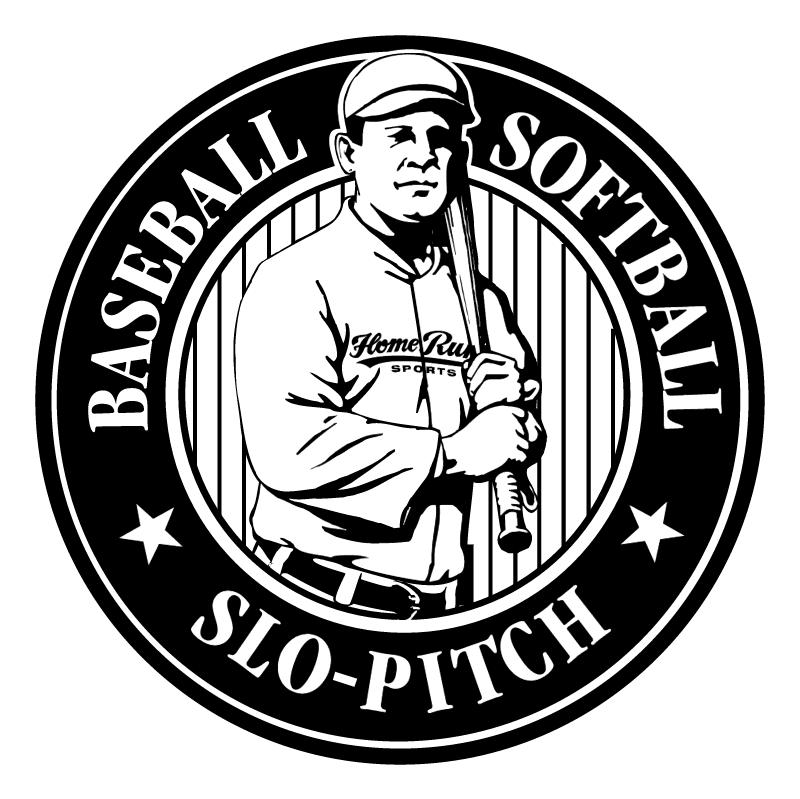 Home Run Sports vector