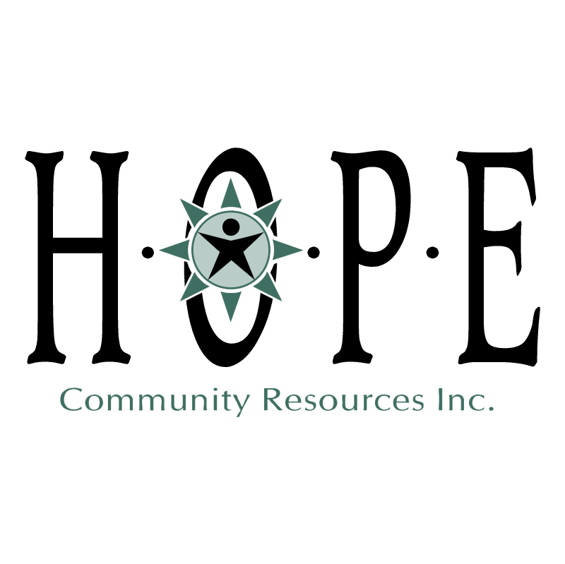 Hope Community Resources vector