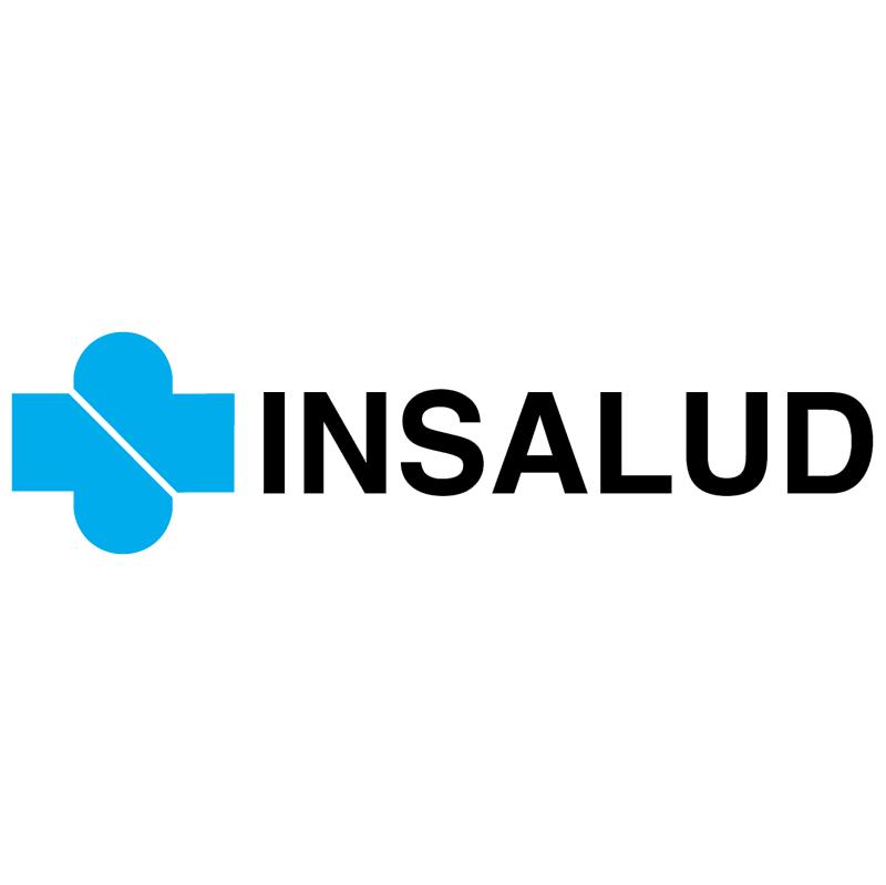 Insalud vector logo