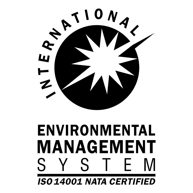 International Environmental Management System vector