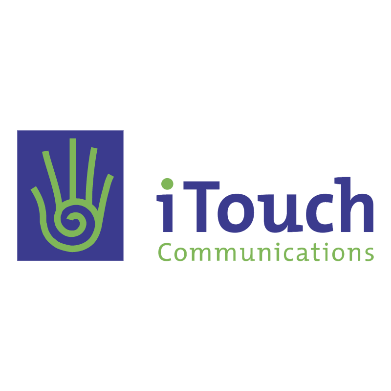 iTouch Communications vector