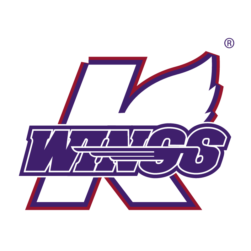 Kalamazoo Wings vector