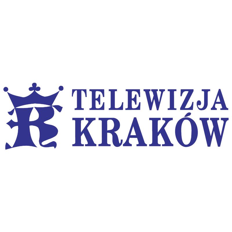 Krakow TV vector