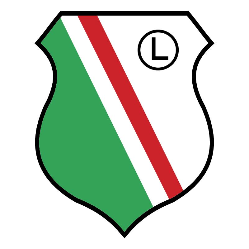 Legia Warszawa vector