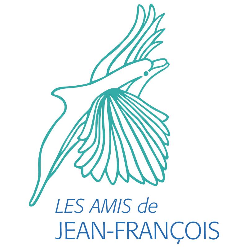 Les Amis de Jean Francois vector logo