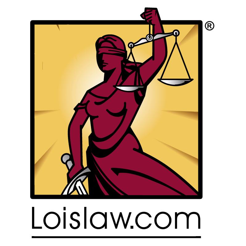 Loislaw vector