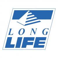 Long Life vector
