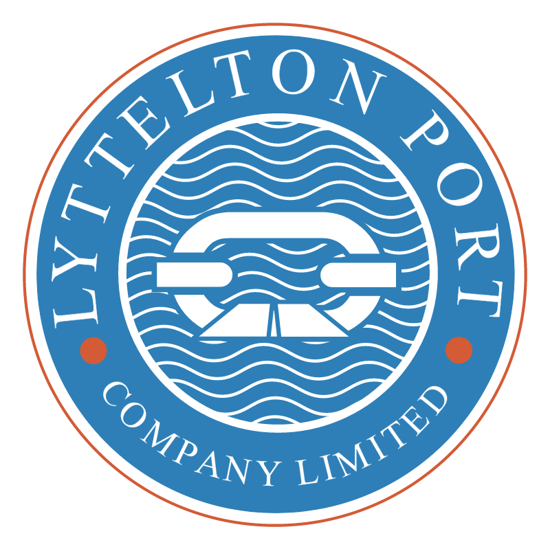 Lyttelton Port vector