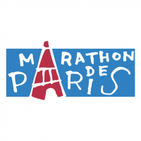 Marathon De Paris vector