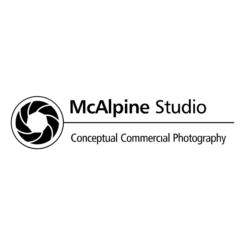 McAlpine Studio vector logo