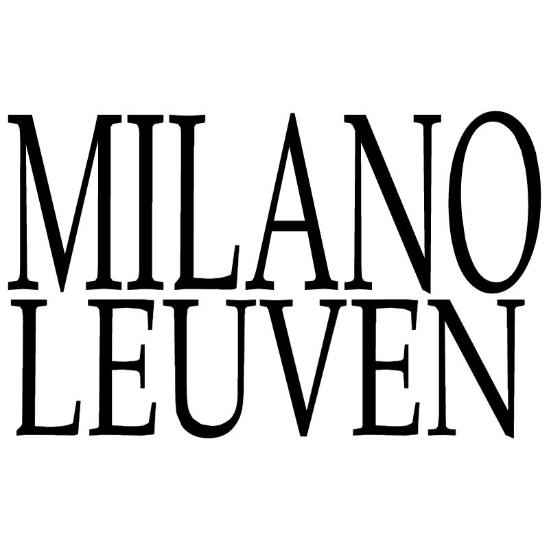 Milano Leuven vector