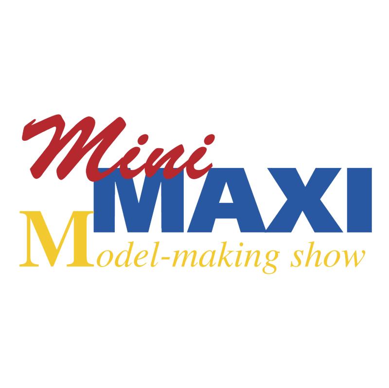 Mini Maxi vector