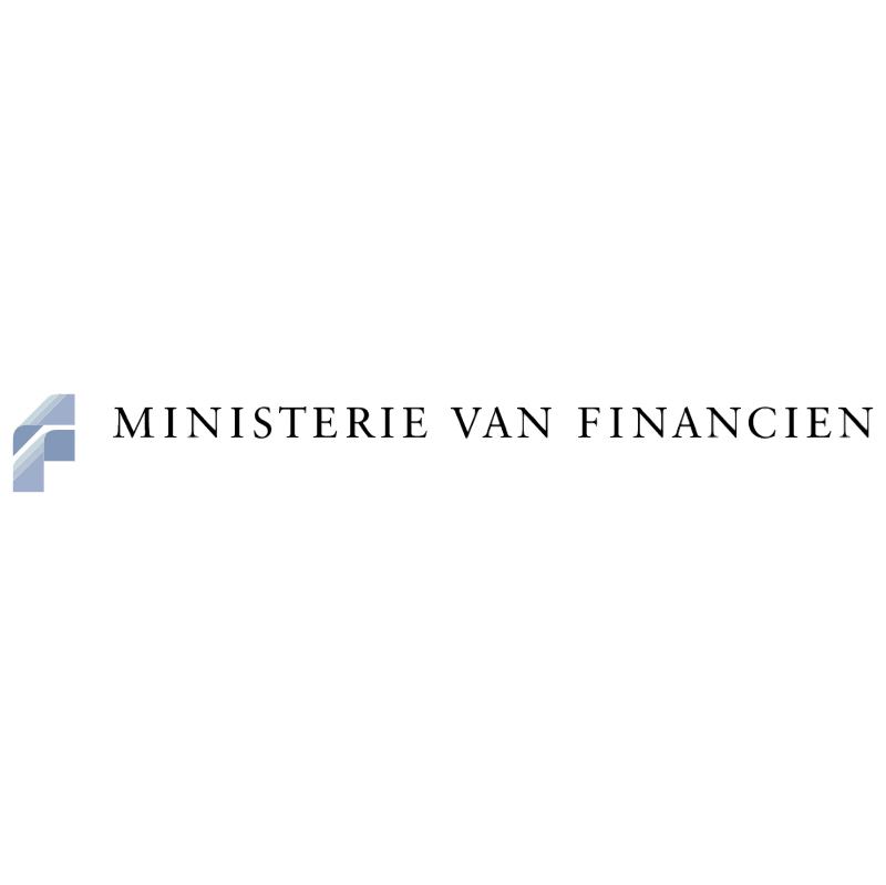 Ministerie van Financien vector