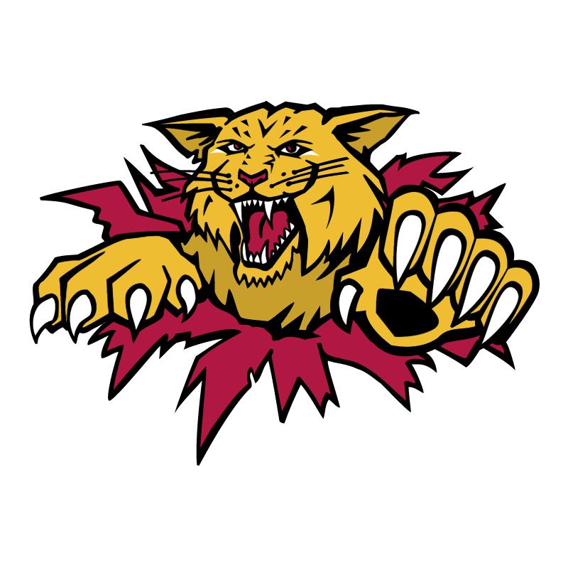 Moncton Wildcats vector