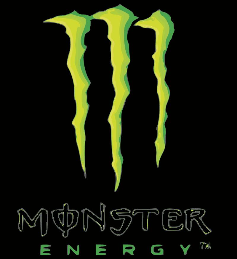 Monster Energy vector