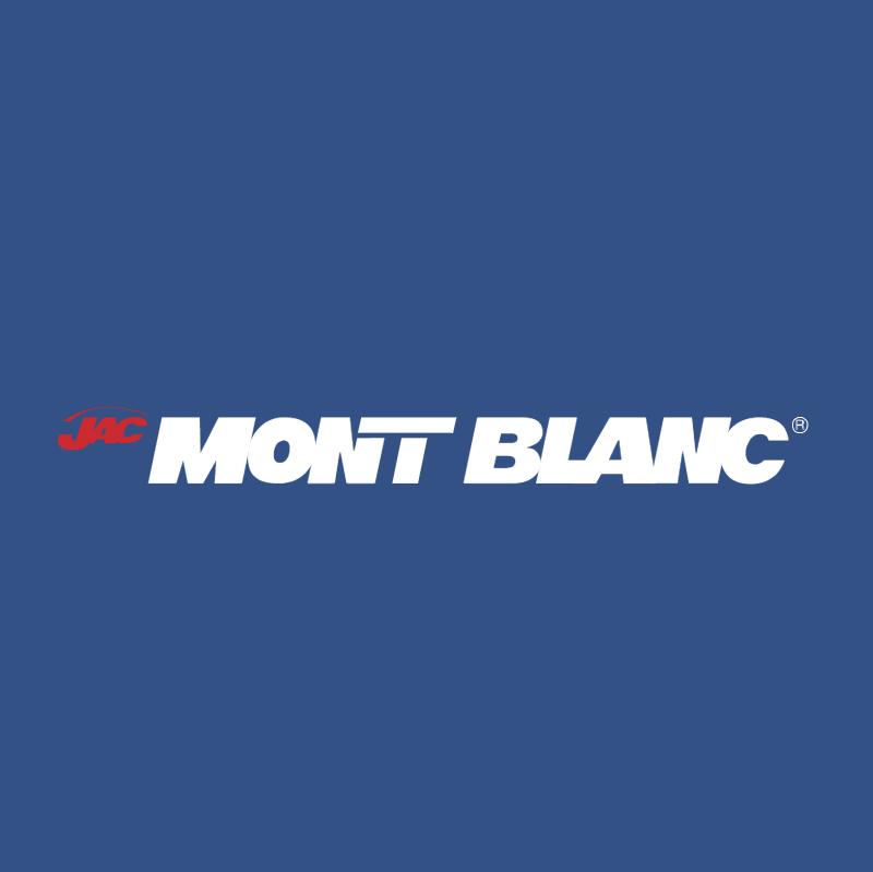 MontBlanc vector logo