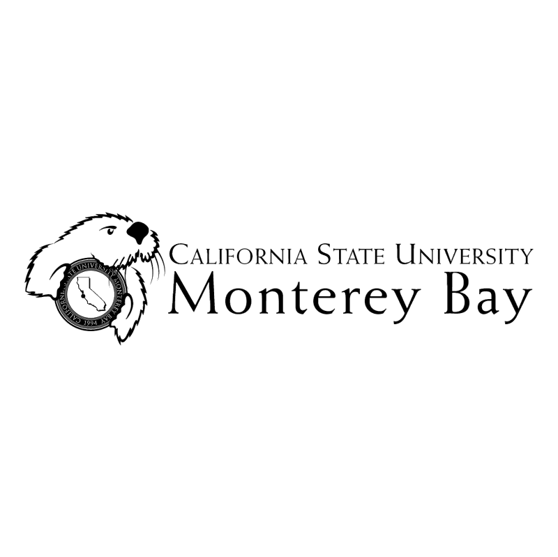 Monterey Bay vector