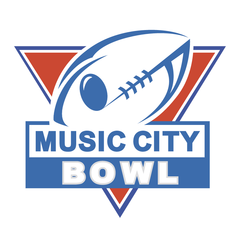 Music City Bowl vector