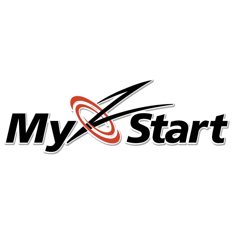 My Z Start vector logo