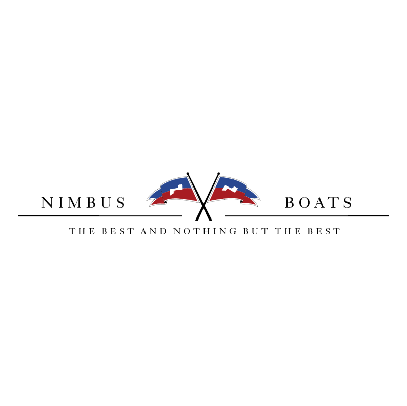 Nimbus Boats vector