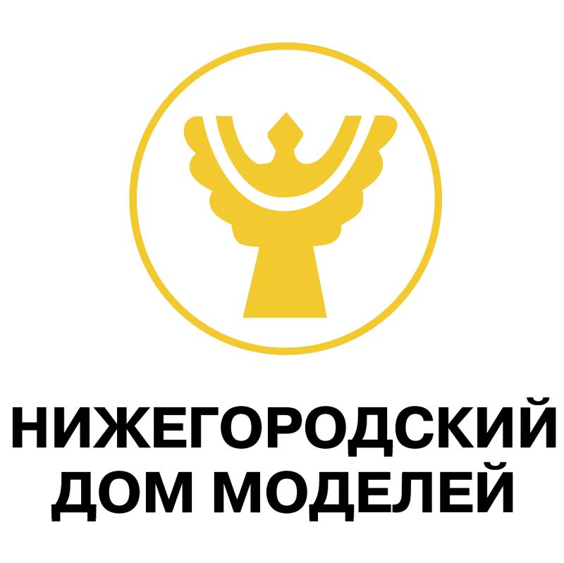 Nizhegorodsky Dom Medelej vector