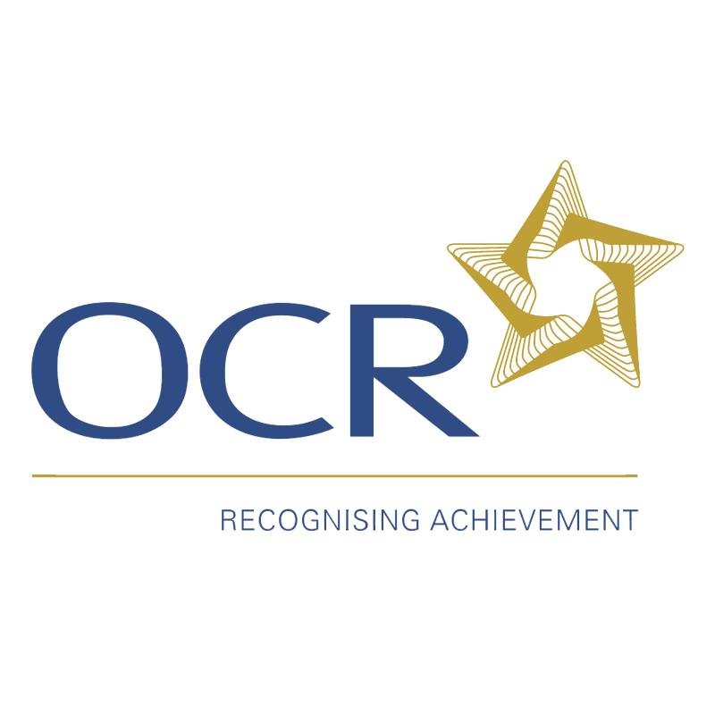 OCR vector