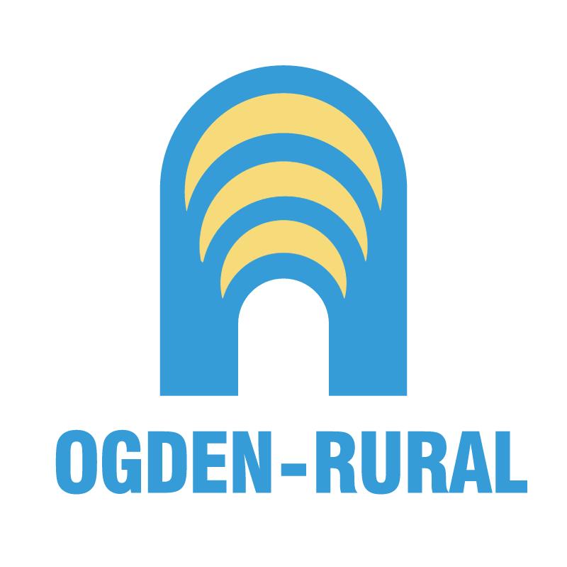 Ogden Rural vector