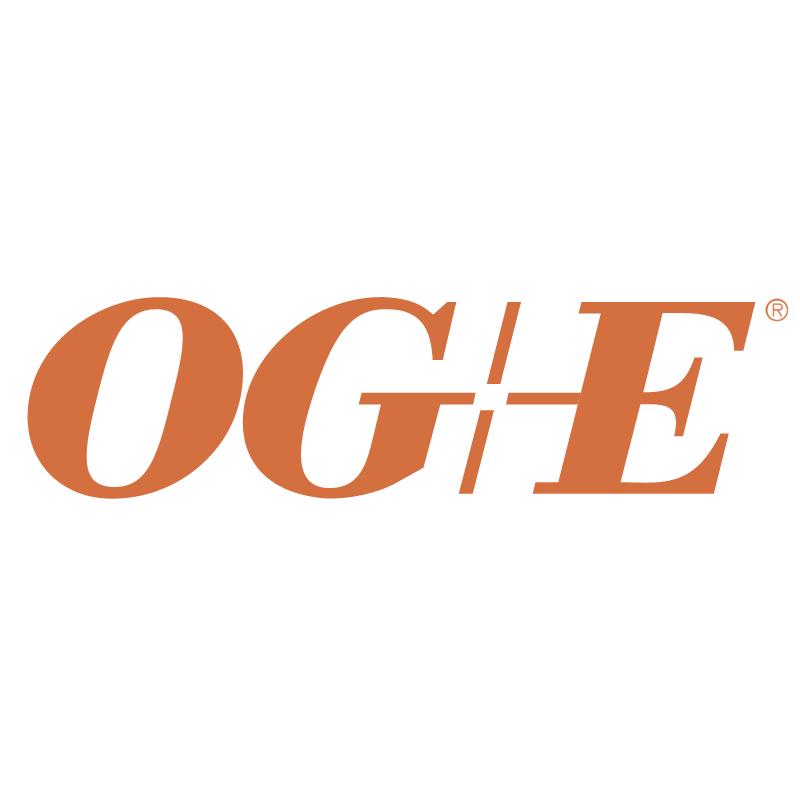 OGE Energy vector logo