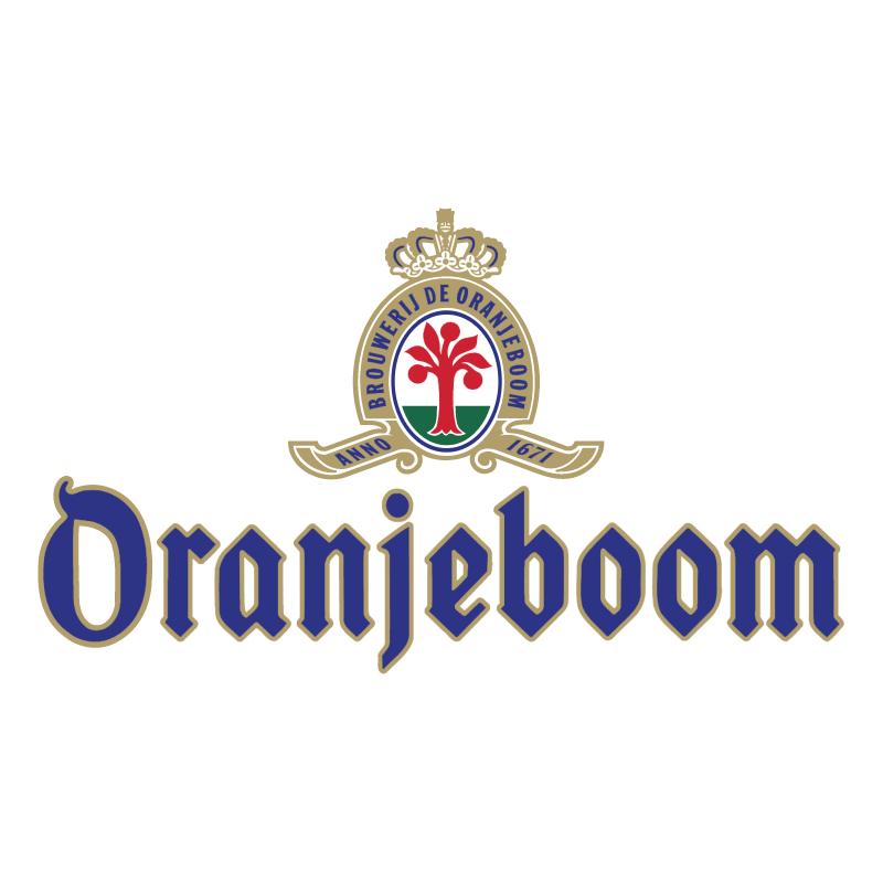 Oranjeboom vector