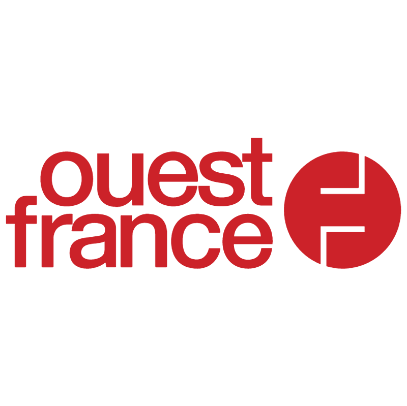 Ouest France vector